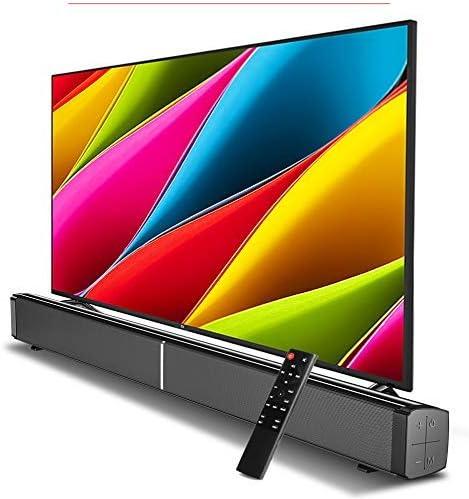 DBGS Barra de Sonido, Cine en casa Bluetooth 5.0 Altavoces inalámbrico 40w subwoofer Altavoz Barra de Sonido TV con Control Remoto de Sonido estéreo: Amazon.es: Hogar