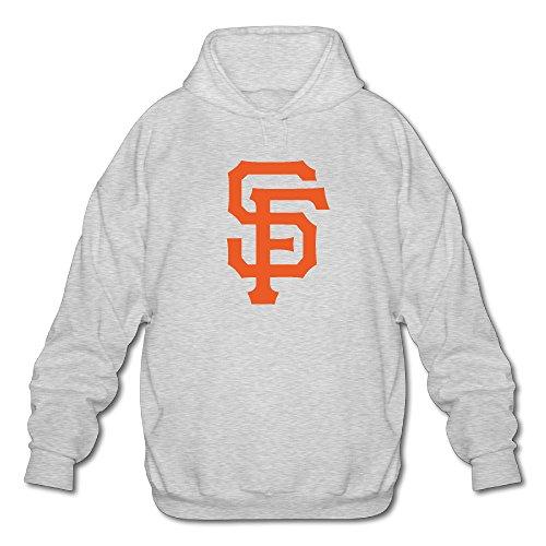 mens-sf-san-francisco-giants-baseball-logo-hoodies-xl-ash
