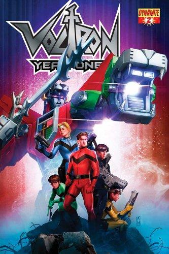 Voltron Year One #2 Admira Wijaya Cover