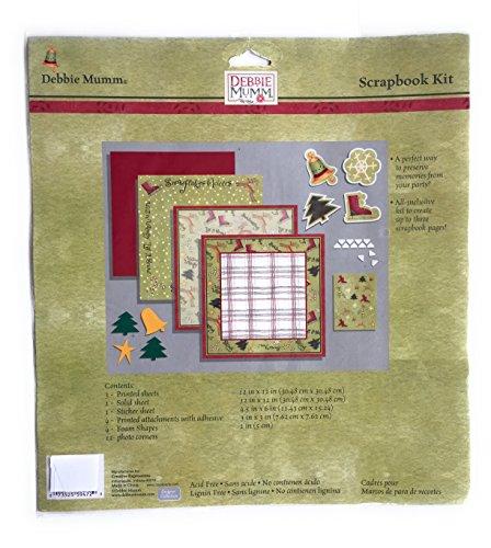 Debbie Mumm Winter Whimsy Scrapbook Kit ()