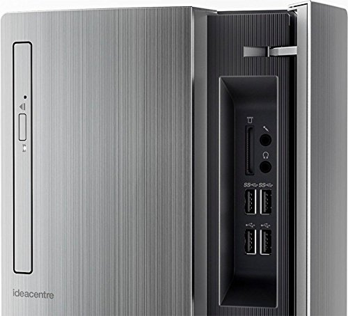Newest Lenovo IdeaCentre 720 Flagship Home & Business Desktop | AMD Ryzen 5 1400 Quad-Core | 8GB DDR4 | 1TB HDD | AMD Radeon R5 GDDR5 | DVD +/-RW | USB Keyboard And Mouse | Windows 10 Home