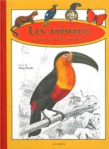 """Afficher """"Les animaux vus par les grands naturalistes"""""""