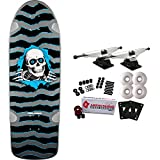 Powell-Peralta Skateboard Complete OG Ripper Silver 10' x 30'