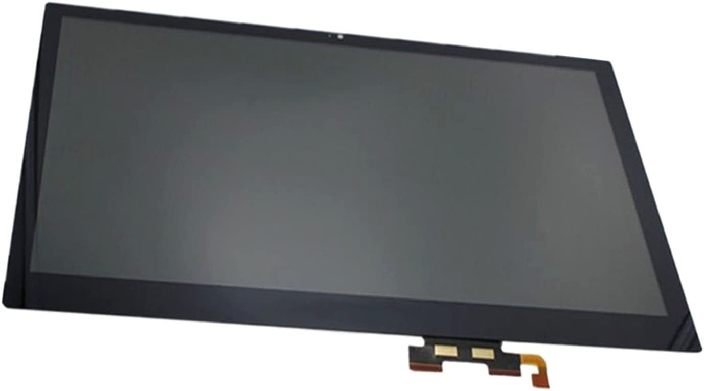 """XJS 15.6"""" 1366 768 HD Touch Panel Digitizer LED LCD Display Screen Replacement Assembly for Acer Aspire V5-552P-7412(NO BEZEL)"""