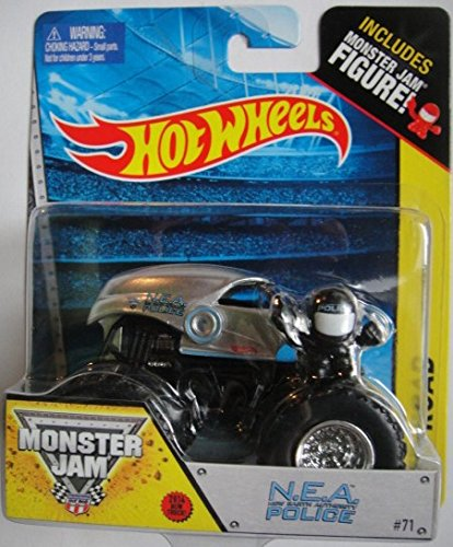 Review HOT WHEELS MONSTER JAM