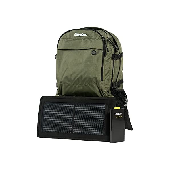 PowerKeep-Energizer-Wanderer-30L-Solar-Backpack-w-10000mAh-Battery-Rugged-and-Flexible-Solar-Panel-powerbank-Hydration-Ready-Green