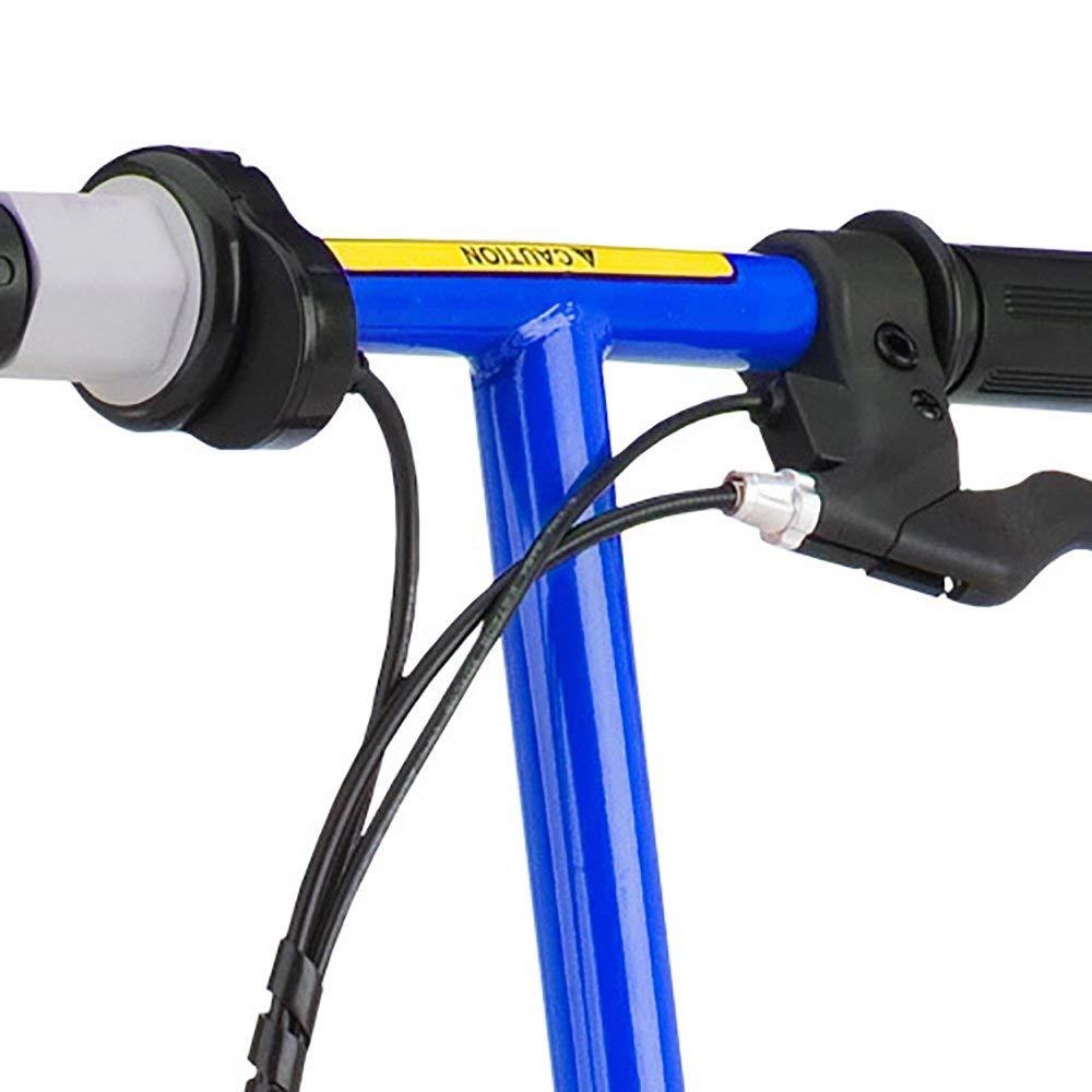 Razor E100 Electric Scooter (Blue) by Razor (Image #5)