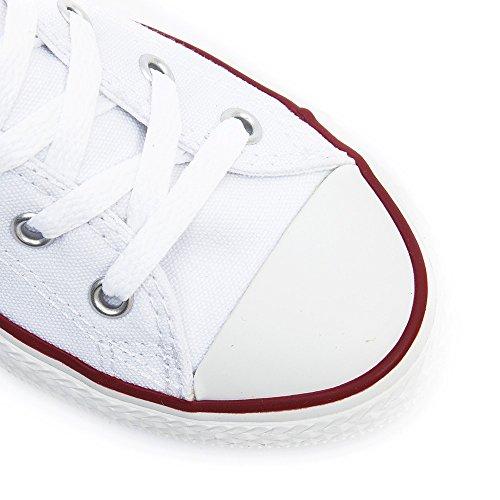 Converse Ctas Season Ox - Zapatillas infantil Optical White