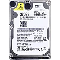Western Digital AV-25 2.5 320GB Hard Drive SATA 300 5400RPM 16MB - WD3200BUCT (Certified Refurbished)