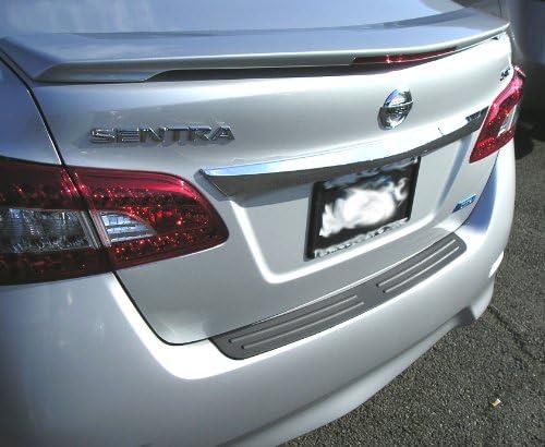 AutofitPro Custom Rubber Rear Bumper Protector Guard for 2015 2016 2017 2018 2019 Subaru Legacy Sedan