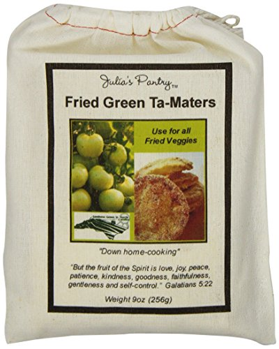Julia's Pantry Fried Green Ta-Maters Mix, Cloth, 9 Ounce