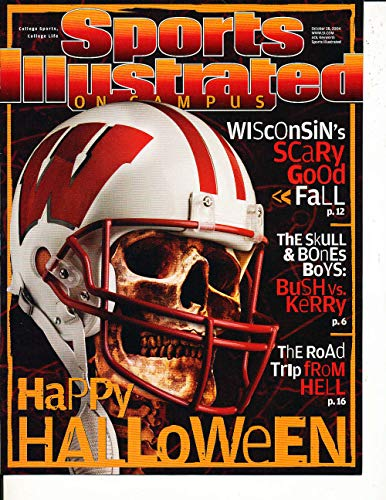Oct 28 2004 Happy Halloween On Campus Sports Illustrated no label newsstand nm SIMisc6 ()