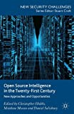 Open Source Intelligence in the Twenty-First Century : New Approaches and Opportunities, , 1137353317