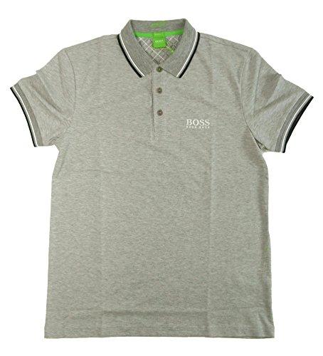 (ヒューゴボス) ポロシャツ ボスグリーン PADDY ゴルフ用 (メーカーサイズ:L) HB-159 [並行輸入品]