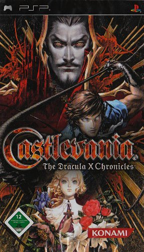 Castlevania Dracula X Chronicles product image
