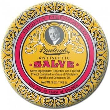Antiseptic Salve - 5 oz - by WT Rawleigh