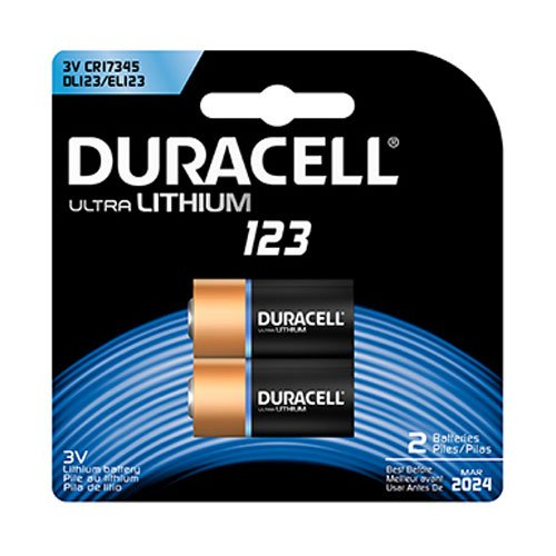 Duracell 123 - 4