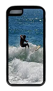 for iphone 6 plus 5.5 Case Surf 04 TPU for iphone 6 plus 5.5 Case Cover Black