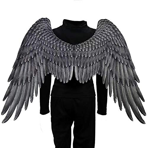 (Dragon Wings Helloween Costume Accessory (Lucifer Wings))