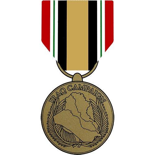 Iraqi Freedom Medal (Iraq Campaign Medal Sticker)