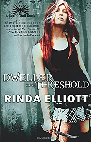 book cover of Dweller On the Threshold
