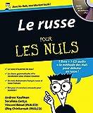 Le russe pour les Nuls (1CD audio)