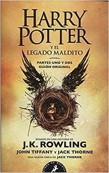 Harry Potter Y El Legado Maldito -lb- por J.k. Rowling epub