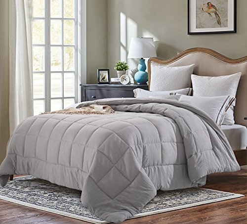double down alternative comforter - 5