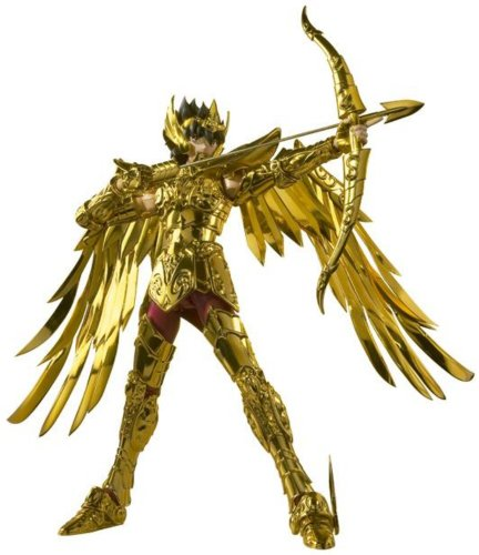 Bandai Tamashii Nations Sagittarius Seiya - Saint Cloth Myth Crown