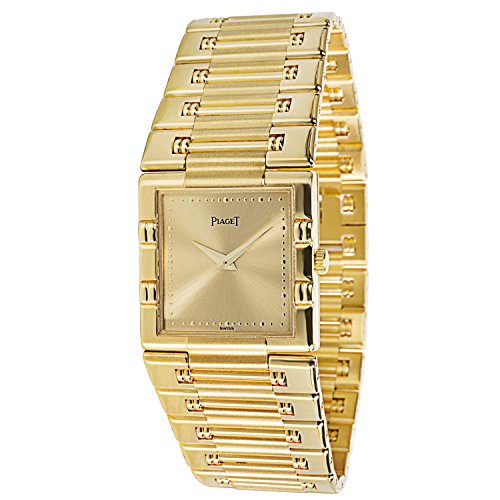 Piaget Dancer 80317 K81 Men's Watch in 18K Yellow Gold (Certified Pre-owned)