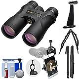 Cheap Nikon Prostaff 7S 10×30 ATB Waterproof/Fogproof Binoculars with Case + Harness + Smartphone Adapter + Tripod Adapter + Monopod + Cleaning Kit