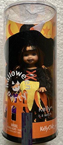 Mattel Halloween Party Kelly is a Black