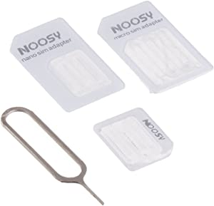 BlastCase Nano to Micro/Normal SIM Card Adapter for Apple iPhone 5 4S 4G 3GS 3G