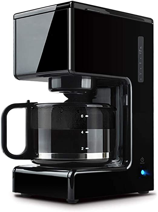 L@LILI Cafetera Totalmente automática Máquina de café de Estilo Americano Tipo de Goteo Hogar Inteligente Pequeño Es moler Tetera de Helado: Amazon.es: Hogar