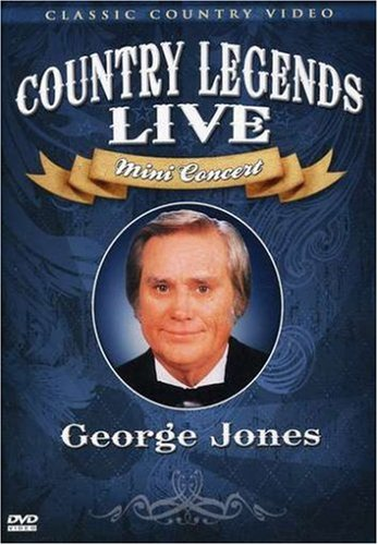 George Jones - Country Legends Live Mini Concert