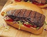 Kansas City Steaks 16 (4oz.) Top Sirloin Sandwich Steak