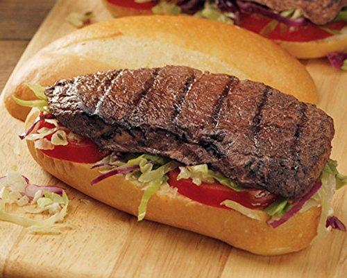 (Kansas City Steaks 14 (4oz.) Top Sirloin Sandwich Steak)
