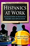 img - for Hispanics at Work: A Collectionof Research, Theory and Application (Professions-training, Education and Demographics) book / textbook / text book
