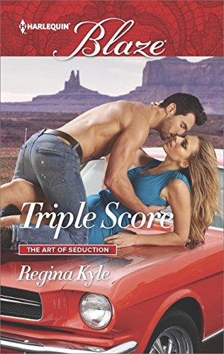 Baseball Ballerina - Triple Score (The Art of Seduction)