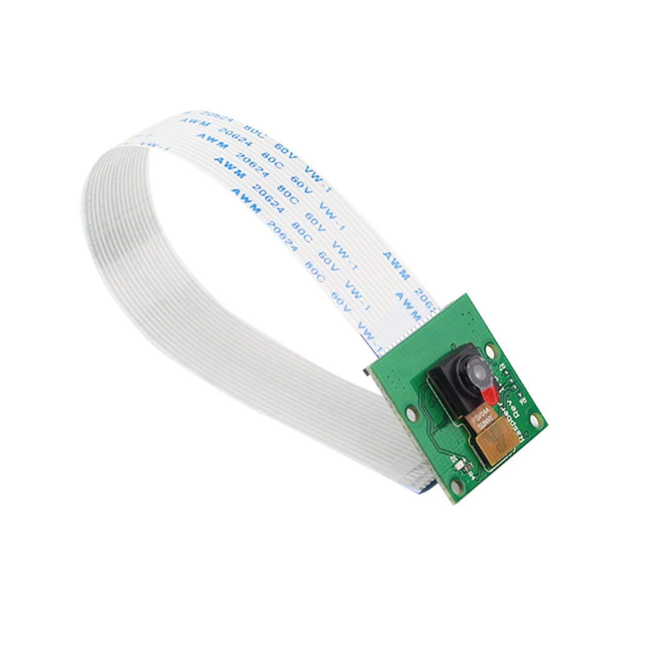 for Raspberry Pi 3 Model B Camera Module 1080p 720p Mini Camera 5MP Webcam Video Camera for Raspberry Pi 2 Model B
