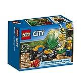 LEGO City Explorers Jungle Buggy Building Kit, 53 Piece