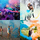 Muyuhan Colorful Smoke Cake Holiday Decoration