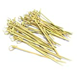 Skewers with Twisted End, 6 inch #504905