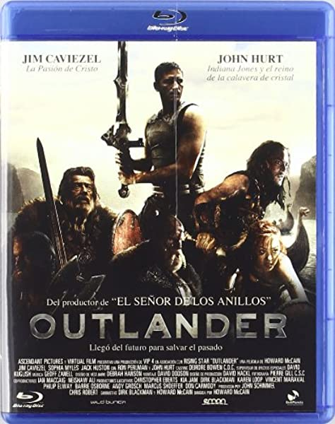 Outlander [Blu-ray]: Amazon.es: Jim Caviezel, Sophia Myles ...