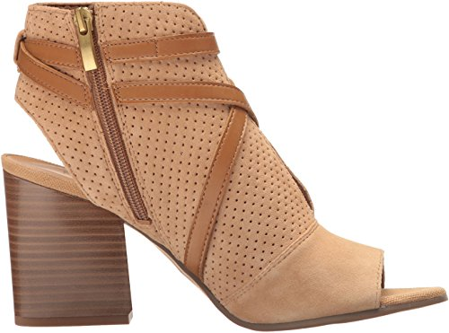 Franco Sarto Womens Fantana Fashion Boot Dark Camel