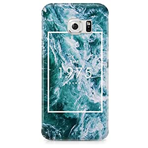 The 1975 Ocean Sea Water Tumblr Hard Plastic Snap-On Case Cover For Samsung Galaxy S6 EDGE
