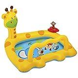 Smiley-Pool-Baby-Giraffe
