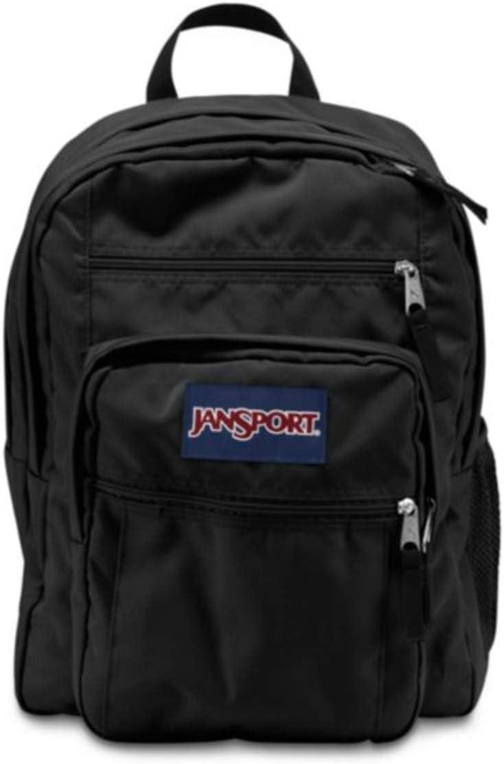 JanSport Big Student Black One Size