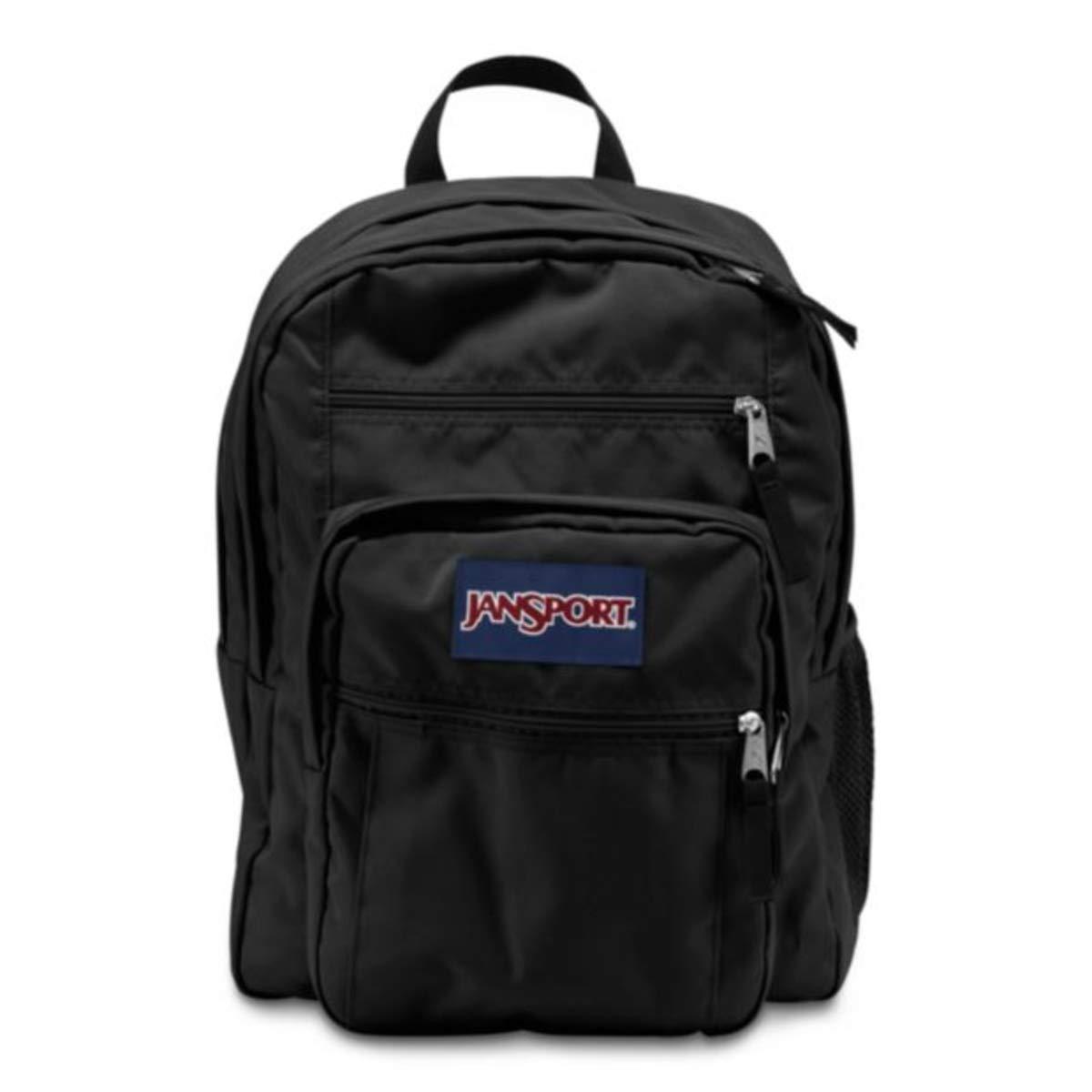 JanSport Big Student Backpack (BLK_Black)