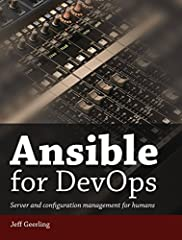 Covers Ansible 2.9!Ansible is a simple, but powerful, server and configuration management tool (with a few other tricks up its sleeve). This book helps those familiar with the command line and basic shell scripting start using Ansible to prov...